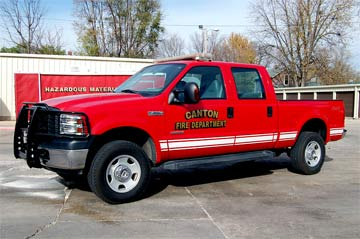 Canton Illinois Fire Department