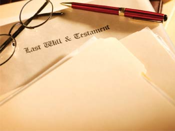 We provide Estate Planning and Will services